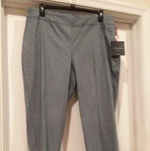 New Cynthia Rowley crop pants